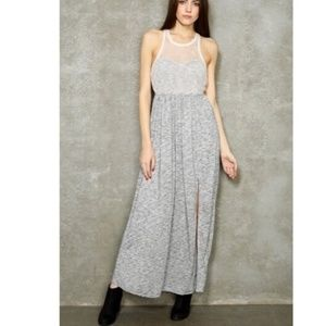 Urban Outfitters Kimchi Blue Lace Maxi Dress M
